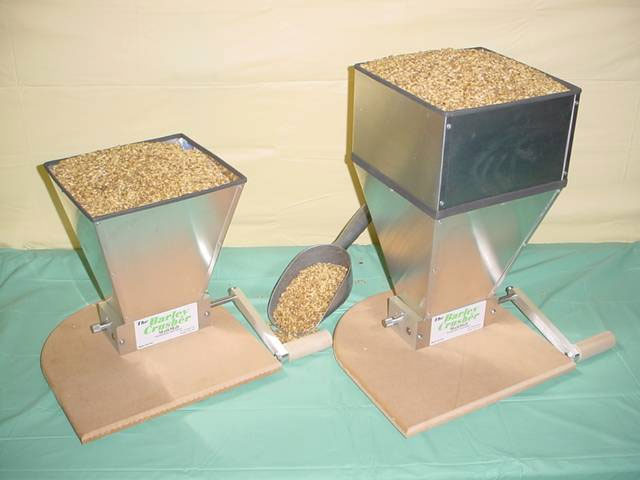 The Barley Crusher Models